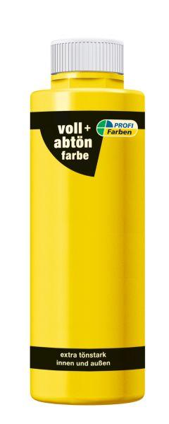 PROFI Voll- und Abtönfarbe Gelb