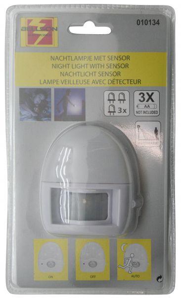 Bellson Nachtlicht Lampe mit Sensor
