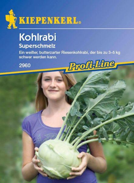 Kiepenkerl Kohlrabi Superschmelz