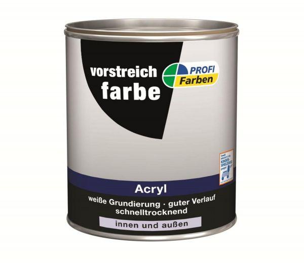 PROFI Acryl Vorstreichfarbe