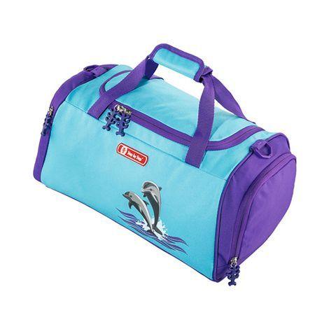 "Hama Sporttasche ""Happy Dolphins"""