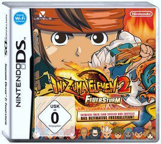 Nintendo InaZuma Eleven 2 Feuersturm