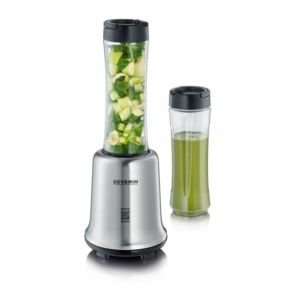 Severin Smoothie Mix & Go Steel Design SM 3739